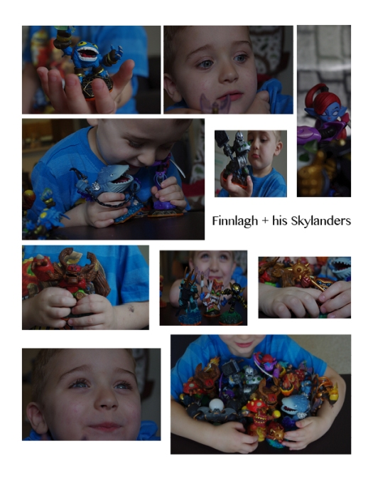 Finn+Skylanders_poster